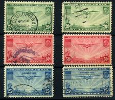 Estados Unidos Nº 21/3. Año 1935/7 - Correo Aéreo