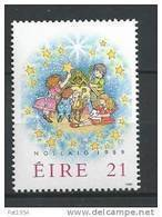 Irlande 1989 N°700 Neuf ** Noël - 1949-... Republic Of Ireland