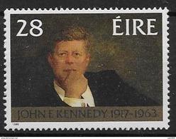 Irlande 1988 N°667 Neuf ** John F. Kennedy - 1949-... Republic Of Ireland