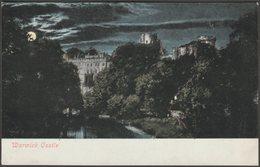 Warwick Castle, Warwickshire, C.1910s - Valentine's Postcard - Warwick