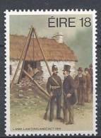 Irlande 1981 N°461 Neuf ** Centenaire De La Loi Agraire - 1949-... Republic Of Ireland