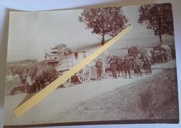 1914 Alsace Col De Hans Ambulances Convoi Sanitaire Infirmiers Médecins Croix Rouge  Poilu 1914-1918 Ww1 4 Photos - Guerra, Militari