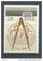 Irlande 1989 N°688 Neuf ** Architectes - 1949-... Republic Of Ireland