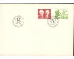 Ref. 435937 * MNH * - SWEDEN. 1977. NOBEL LAUREATES . PREMIOS NOBEL - Briefe U. Dokumente
