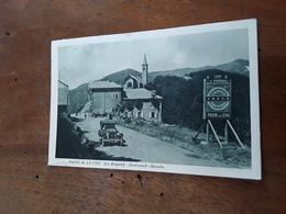 Cartolina Postale 1930, Passo Della Cisa, Pontremoli Berceto - Massa