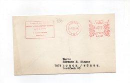 LAB726- GRAN BRETAGNA , Fdc Commemorativa 19/3/1964 . British Interplanetary Society - 1952-.... (Elisabetta II)