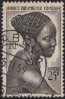 Afrique Equatoriale Française - Baboua / Oubangui-Chari Sur N° 226 (YT) N° 230 (AM). Oblitération. - Oblitérés