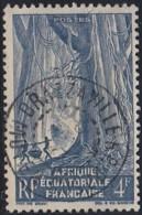 Afrique Equatoriale Française - Brazzaville RP / Moyen Congo Sur N° 220 (YT) N° 224 (AM). Oblitération. - Oblitérés