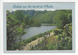 BALADE SUR LES BORDS DE L'AULNE.- 1-5101.- Entre CHÂTEAULIN Et CHÂTEAUNEUF DU FAOU - Châteaulin