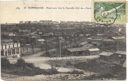MONTDIDIER : PANORAMA VERS LA NOUVELLE CITE - Montdidier