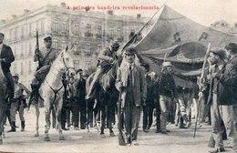 A PRIMEIRA BANDEIRA REVOLUCIONARIA- 5 OCTUBRO DE 1910 - Portugal