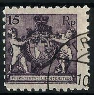 Liechtenstein Nº 51B Usado. Cat.20€ - Used Stamps