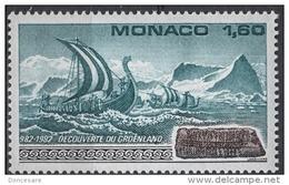 MONACO 1982 - N° 1356 - NEUF** - Unused Stamps