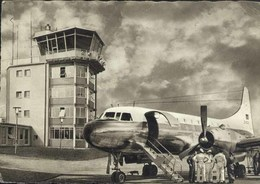 NÜRNBERG- FLUGHAFEN - Aerodromes