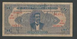 BRAZIL 1 MIL REIS 1920 CIRCULATED SEE SCAN - Brazil