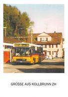 Kollbrunn Postauto  Limitierte Auflage! - ZH Zurich