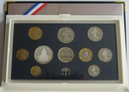 28473g TX - Monnaie De Paris Année 1991 - Boite D'origine - Z. FDC