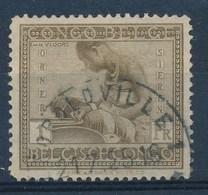"""BELGISCH-KONGO - OBP Nr 114 - Cachet """"LEOPOLDVILLE"""" - (ref. 109) - Congo Belge"""