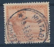 """BELGISCH-KONGO - OBP Nr 123 - Cachet """"MATADI - POSTES"""" - (ref. 115) - Congo Belge"""
