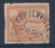 """BELGISCH-KONGO - OBP Nr 123 - Cachet """"LEOPOLDVILLE"""" - (ref. 117) - Congo Belge"""