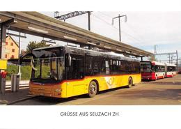 Seuzach  Postauto Limitierte Auflage! - ZH Zurich