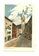 AK Brixen - Detail Um 1905 - Zeno Diemer - Kunstkarte - Italien