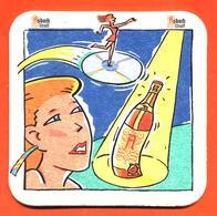 Sous Bock - Coaster Bière Asbach Uralt D'allemagne - Sotto-boccale