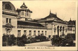 25  BESANCON  Bains De La Mouiliere - Besancon