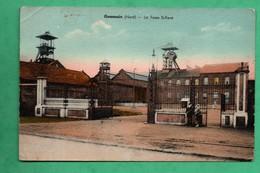 59 Nord Guesnain La Fosse Saint René ( Carte Avec Pli Dans Un Angle Voir Scans ) - France