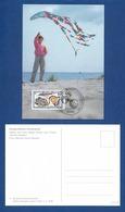 BRD  1989  Mi.Nr. 1417 , EUROPA CEPT - Kinderspiele - Maximum Card - First Day  05.05.1989 - 1989