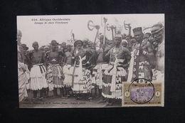 SÉNÉGAL - Carte Postale - Groupe De Chefs Féticheurs - L 50677 - Sénégal