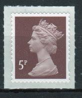 Great Britain 2011 Decimal Machin 5p With Date Code Self Adhesive Définitive Stamp. - 1952-.... (Elizabeth II)