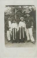 RPCP/ Thai-nguyen Militaire Régiment Colonial De Guerre  , 2 Scans, Photo Of Old Postcard - Viêt-Nam