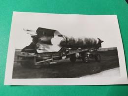 Poland V-2  2. WK  FOTO  WWII Wehrmacht Ss Rakete - Guerra, Militari