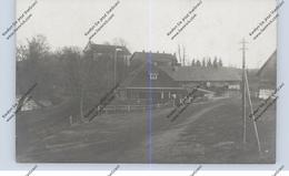 LITAUEN / LIETUVA - BÖGSCHEN / BEWERN, 1.Weltkrieg, Offizierhaus, Photo-AK - Litauen