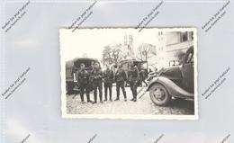 LITAUEN / LIETUVA - RIETAVAS, 2.Weltkrieg, Juni 1941, Kleinphoto, Deutsche Soldaten - Lituanie