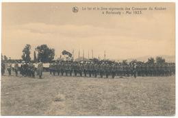 RUSSIE, Korbevaty - Le 1er Et Le 2me Régiments Des Cosaques Du Kouban, 1923 - Russia