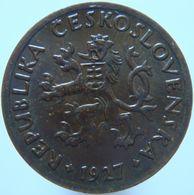 LaZooRo: Czechoslovakia 10 Haler 1927 UNC - Tchécoslovaquie