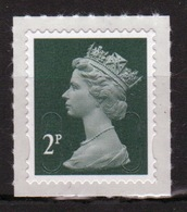 Great Britain 2013 Decimal Machin 2p With Date Code Self Adhesive Définitive Stamp. - 1952-.... (Elizabeth II)