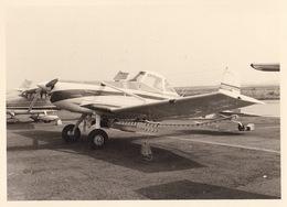 Photo Originale Avion Aviation Cessna 188 à Melsbroek 1969 - Aviation