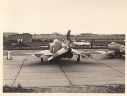 Photo Originale Avion Aviation Mc Donnel F-4C Phantom II Bierset 1969 - Aviation
