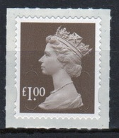 Great Britain 2013 Decimal Machin £1 With Date Code Self Adhesive Définitive Stamp. - 1952-.... (Elizabeth II)