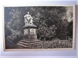 ÖSTERREICH - WIEN - Schubert-Denkmal Im Stadtpark - Vienna