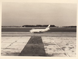 Photo Originale Avion Aviation Boeing 737-248 Aer Lingus Zaventem 1969 - Aviation