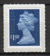 Great Britain 2013 Decimal Machin £1.88p With Date Code Self Adhesive Définitive Stamp. - 1952-.... (Elizabeth II)