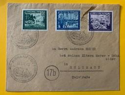 9848 -  Lettre Mülhausen 17.05.1944 Pour Sulzmatt - Allemagne