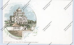 RU 101000 MOSKAU / MOSCOW, Russisch Ortodoxe Kirche, 1904 - Russland