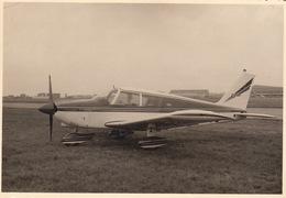 Photo Originale Format CP Avion Aviation Piper PA-28-160R Cherokee C - Aviation