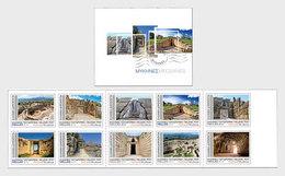Griekenland / Greece -  Postfris / MNH - Booklet Mycenae 2019 - Greece