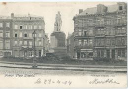 Namen - Namur - Place Léopold - Phototypie Géeadon, Liège - 1904 - Namur